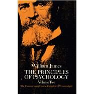 The Principles of Psychology,...,James, William,9780486203829