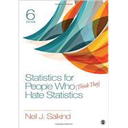 Statistics for People Who...,Salkind, Neil J.,9781506333830