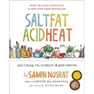 Salt, Fat, Acid, Heat The...,Nosrat, Samin; MacNaughton,...,9781476753836