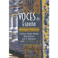 Voces de Espana,Paredes-Mendez, Francisca;...,9781285053837