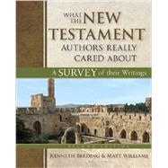 What the New Testament...,Berding, Kenneth; Williams,...,9780825443848