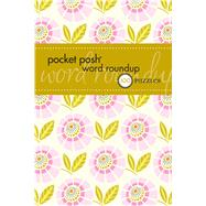 Pocket Posh Word Roundup 6...,The Puzzle Society,9781449433857
