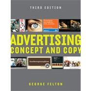 Advertising : Concept and Copy,Felton, George,9780393733860