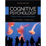 Cognitive Psychology,Mcbride, Dawn M.; Cutting, J....,9781506383866