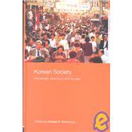 Korean Society : Civil...,Armstrong, C.,9780415263870