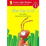 What Day Is It?,Trimble, Patti,9780613663885