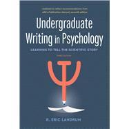 Undergraduate Writing in...,Landrum, R. Eric,9781433833892