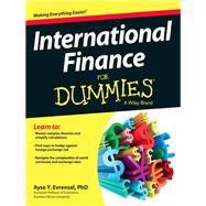 International Finance for Dummies by Evrensel, Ayse, 9781118523896