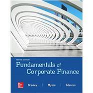 Loose-Leaf Fundamentals of...,Brealey, Richard; Myers,...,9781260703900