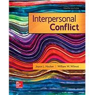 Interpersonal Conflict,Wilmot, William; Hocker, Joyce,9780073523941