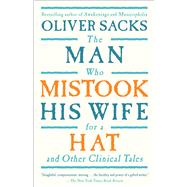 The Man Who Mistook His Wife...,Sacks, Oliver,9780684853949
