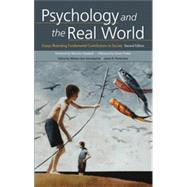 Psychology and the Real World,FABBS Foundation;...,9781464173950