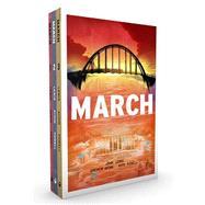 March (Trilogy Slipcase Set),Lewis, John; Aydin, Andrew;...,9781603093958
