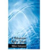A Midsummer Nights Dream,Shakespeare, William,9780554723969