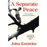A Separate Peace,Knowles, John,9780743253970