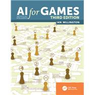 Ai for Games by Millington, Ian, 9781138483972