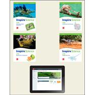 Inspire Science: Life Comprehensive Student Bundle 1-year subscription by McGraw-Hill, 9780076883981