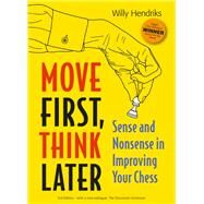 Move First, Think Later Sense...,Hendriks, Willy,9789056913984