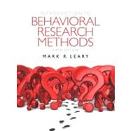 Introduction to Behavioral...,Leary, Mark R.,9780205203987