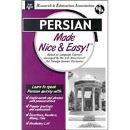 Persian Made Nice and Easy! by Research & Education Association, 9780878914005