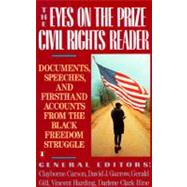 The Eyes on the Prize Civil...,Carson, Clayborne; Garrow,...,9780140154030