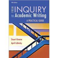From Inquiry to Academic...,Greene, Stuart; Lidinsky,...,9781319244040