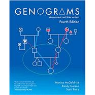 Genograms,McGoldrick, Monica; Gerson,...,9780393714043