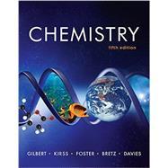 Chemistry, 5th Edition...,Bretz, Stacey Lowery; Davies,...,9780393614046