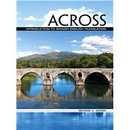 Across: Introduction to...,Green, George K.,9781465244079