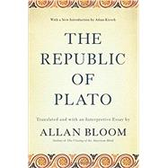 The Republic of Plato,Bloom, Allan; Kirsch, Adam,9780465094080