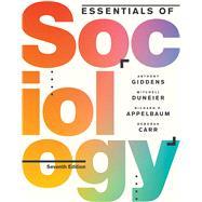Essentials of Sociology...,Giddens, Anthony; Duneier,...,9780393674088