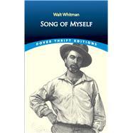 Song Of Myself,Whitman, Walt,9780486414102