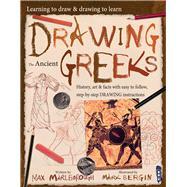 Drawing the Ancient Greeks by Marlborough, Max; Bergin, Mark, 9781912904112