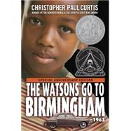 The Watsons Go to...,CURTIS, CHRISTOPHER PAUL,9780440414124