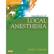 Handbook of Local Anesthesia,Malamed, Stanley F.,9780323074131