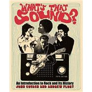 What's That Sound?,Covach, John; Flory, Andrew,9780393624144