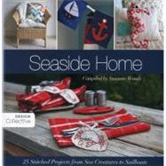 Seaside Home 25 Stitched...,Collective, The Design,9781607054146