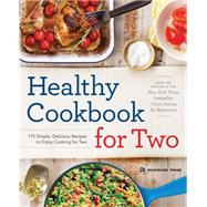 Healthy Cookbook for Two by Rockridge Press, 9781623154165