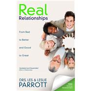 Real Relationships by Parrott, Les; Parrott, Leslie, 9780310504177