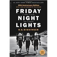Friday Night Lights,Bissinger, H. G.,9780306824203