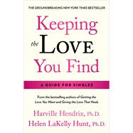 Keeping the Love You Find,Hendrix, Harville,9780671734206