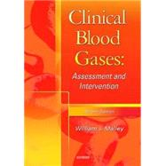 Clinical Blood Gases :...,Malley,9780721684222