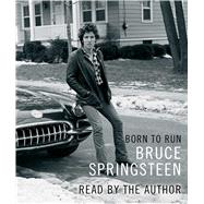 Born to Run by Springsteen, Bruce, 9781508224228