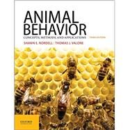 Animal Behavior Concepts,...,Nordell, Shawn E.; Valone,...,9780190924232