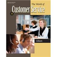 The World of Customer Service,Gibson, Pattie,9780840064240