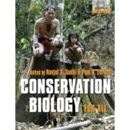 Conservation Biology for All,Sodhi, Navjot S.; Ehrlich,...,9780199554249