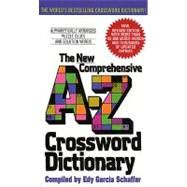 New Comprehensive A Z Xword,Schaffer Edy G,9780380724253