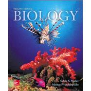 Biology,Mader, Sylvia; Windelspecht,...,9780078024269