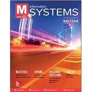 M: Information Systems,Baltzan, Paige,9781259814297