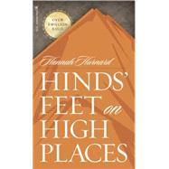 Hinds' Feet on High Places,Hurnard, Hannah,9780842314299